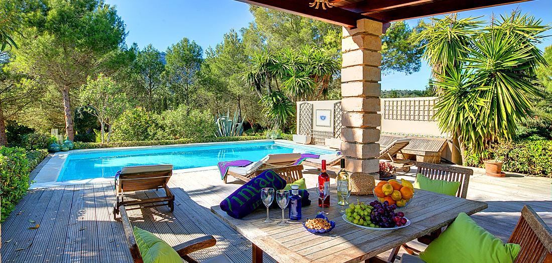 Ferienhaus Mallorca mit Pool MA2287