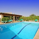 Ferienhaus Pollensa 2090  - Poolbereich