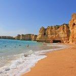 Praia da Coelha - Strand von Coelha 15