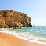Praia da Coelha - Strand von Coelha 16