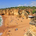 Praia da Coelha - Strand von Coelha 6