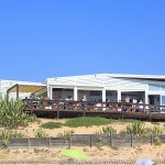 Strandrestaurant Praia da Gale 1