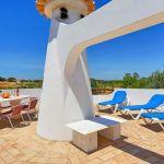 Villa Algarve ALS4002 Dachterasse mit Sonnenliegen