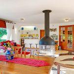 Villa Algarve ALS4002 Esstisch im Wohnbereich