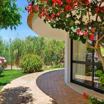 Villa Algarve ALS4002 Garten mit Bouganvilla