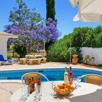 Villa Algarve ALS4002 Gartenmöbel am Pool