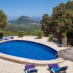 Ferienhaus Mallorca MA2259 - Liegen am Pool