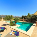 Ferienhaus Mallorca MA1283 - Pool mit Treppeneinstieg