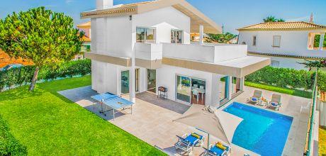 Villa Algarve Albufeira 3013 mit privatem Pool für 6 Personen, Strand = 1,6 km. An- und Abreisetag Samstag, Nebensaison flexibel auf Anfrage.