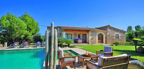 Mallorca Nordküste – Komfort-Finca Pollensa 2003 mit Pool und Flair in gepflegtem Garten, Grundstück 1.800qm, Wohnfläche 120qm . An- und Abreisetag nur Samstag! 2019 buchbar.