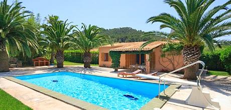 Mallorca Südostküste – Ferienhaus Carritxo 1120 mit Pool und Internet für 2 Personen mieten. Wechseltag Samstag