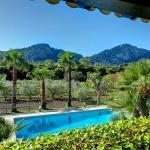 Ferienhaus Mallorca MA1257 - Blick über den Swimmingpool