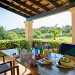 Ferienhaus Mallorca MA1257 - Esstisch auf der Terrasse