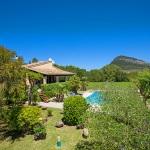 Ferienhaus Mallorca MA1257 -Garten