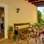 Ferienhaus Mallorca MA1257 - Gartenmöbel auf der Terrasse