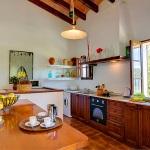 Ferienhaus Mallorca MA1257 - Küche mit Tisch
