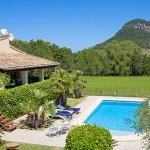 Ferienhaus Mallorca MA1257 - Poolbereich mit Liegen