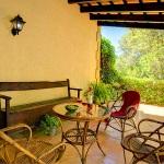 Ferienhaus Mallorca MA1257 - Sitzecke auf der Terrasse