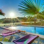 Ferienhaus Mallorca MA1257 - Sonnenliegen am Pool