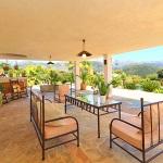 Ferienhaus Mallorca MA1283 - überdachte Terrasse