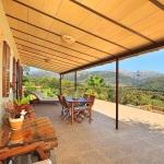 Ferienhaus Mallorca MA1283 - schattige Terrasse