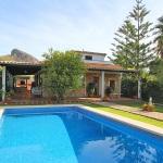 Ferienhaus Mallorca MA2030 - Garten mit Pool