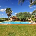 Ferienhaus Mallorca MA2040 - Garten mit Pool