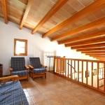 Ferienhaus Mallorca MA2040 - Sitzecke auf der Galerie