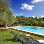 Ferienhaus Mallorca MA2040 - Sonnenliegen am Pool