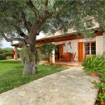 Ferienhaus Mallorca MA2040 - Weg zum Haus