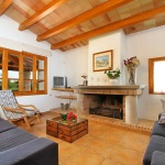 Ferienhaus Mallorca MA2040 - Wohnbereich
