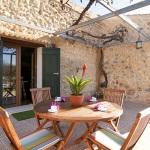Ferienhaus Mallorca MA2087 - Ferienhaus Mallorca MA2087 - Gartentisch