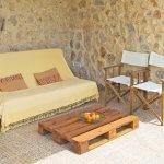 Ferienhaus Mallorca MA2087 Gartenmöbel