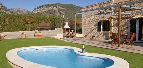 Mallorca Nordküste – Komfort Ferienhaus Caimari 2087 mit Pool und Internet für 4 Personen mieten. Wechseltag felxibel!