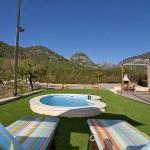 Ferienhaus Mallorca MA2087 - Poolbereich mit Sonnenliegen
