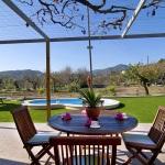 Ferienhaus Mallorca MA2087 - Terrasse mit Gartenmöbel
