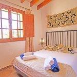 Ferienhaus Mallorca MA2095 Doppelbettzimmer