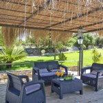 Ferienhaus Mallorca MA2095 Gartenmöbel auf der Terrasse