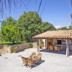 Ferienhaus Mallorca MA2095 Grillhaus mit Terrasse