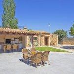Ferienhaus Mallorca MA2095 Terrasse