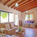 Ferienhaus Mallorca MA2095 Wohnbereich