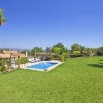Ferienhaus Mallorca MA2095 großer Garten mit Pool