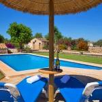 Ferienhaus Mallorca MA2097 - Poolterrasse mit Sonnenliegen