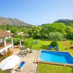 Ferienhaus Mallorca MA2160 Blick über das Anwesen