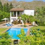 Ferienhaus Mallorca MA2160 Blick auf den Pool