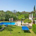 Ferienhaus Mallorca MA2160 Swimmingpool im Garten