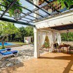 Ferienhaus Mallorca MA2160 Terrasse