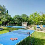 Ferienhaus Mallorca MA2160 Tischtennis-Platte