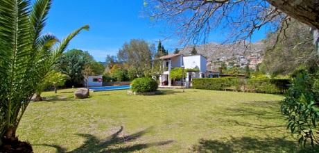 Mallorca Nordküste – Komfort Ferienhaus Pollensa 2160 mit Pool und Internet mieten. Wechseltag Samstag