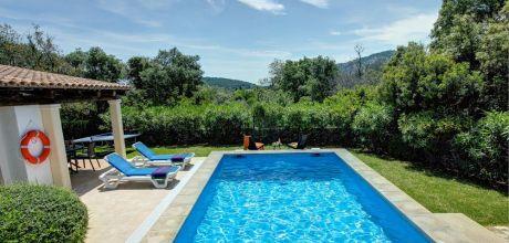Mallorca Nordküste – Komfort Ferienhaus Pollensa 2165 mit Pool und Internet für 4 Personen mieten, Strand 6km. An- und Abreisetag Samstag! 2019 buchbar.